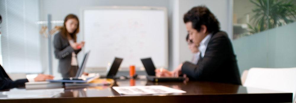 グループリーダー向けマネジメント研修イメージ